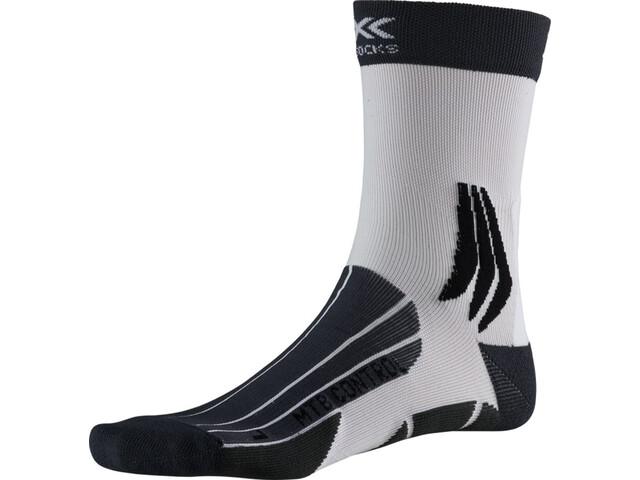 X-Socks MTB Control Strømper, charcoal/arctic white